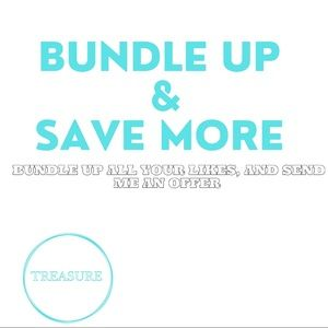 Bundle up and Save More !!!!!